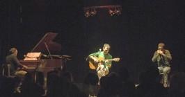 Buenos Aires, con Álvaro Torres y Franco Luciani