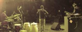 Festival Internacional de Música de Metepec, México. Con Hernán Hecht y Queso Bronfman