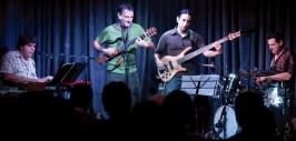 Presentación del disco Dios Tiempo, con Alvaro Torres, Diego Alejandro y Esteban Freytes